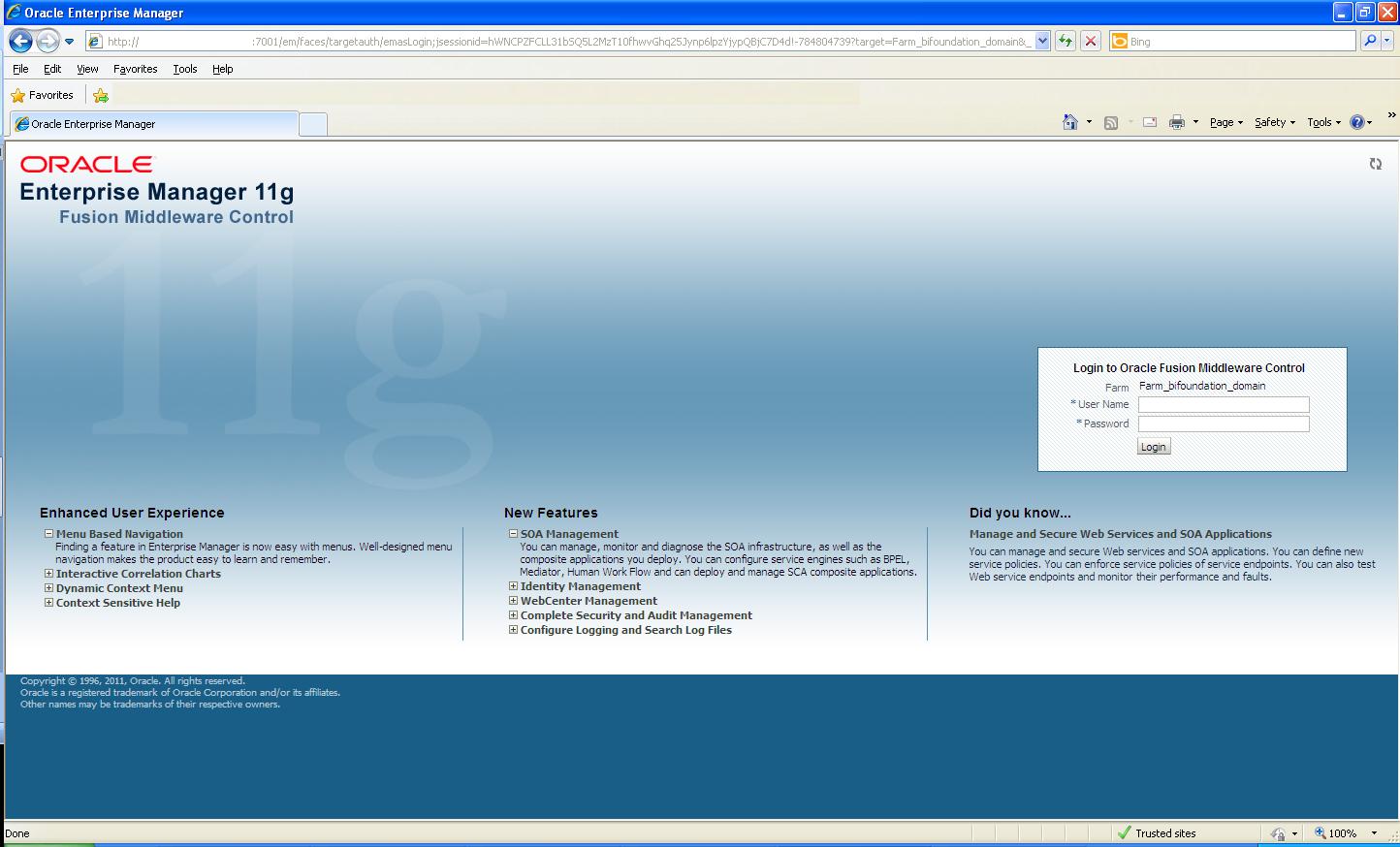 E-Business Suite authentication for BI Publisher - ClearPeaks