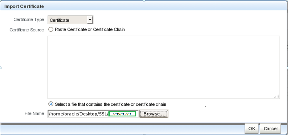 Secured Oracle HTTP Server: Configuring SSL - ClearPeaks