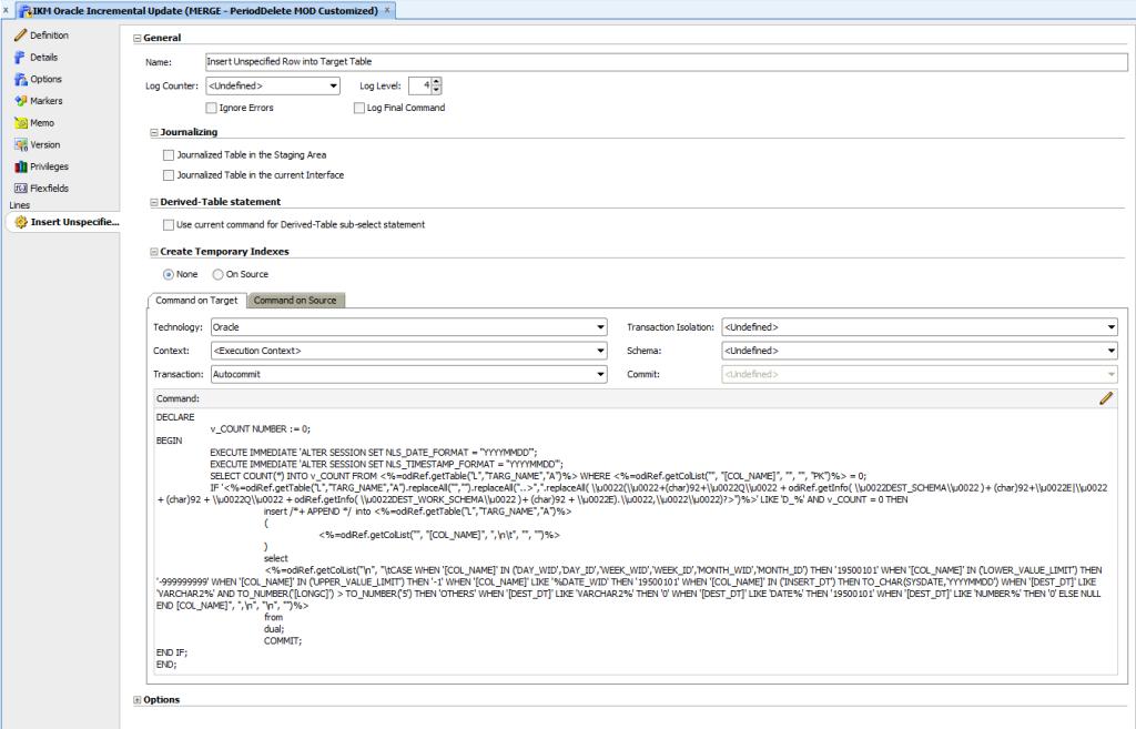 Customizing ODI Knowledge Modules - ClearPeaks