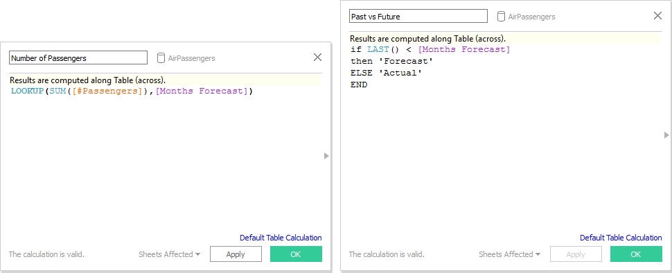 Advanced analytics: Tableau + Python