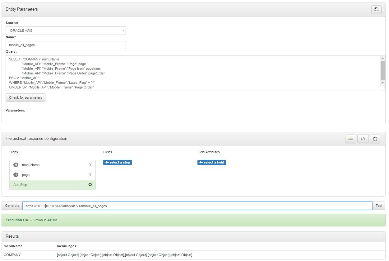 OBIEE Data API - ClearPeaks
