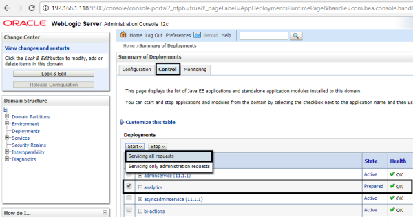 Configuring custom skin & style for OBIEE 12C - ClearPeaks