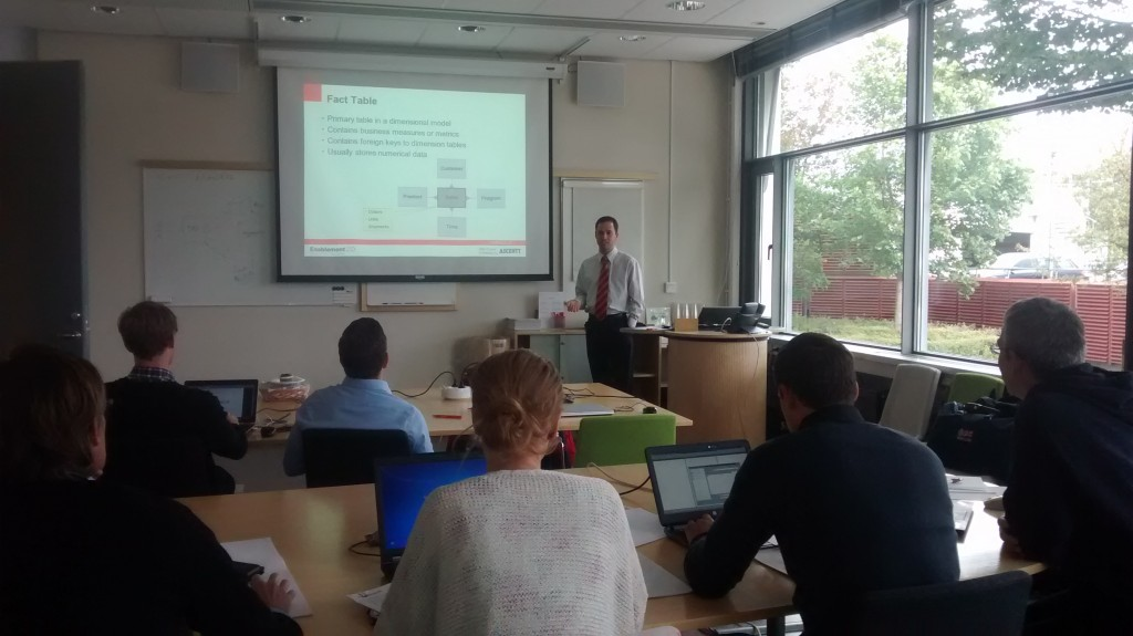 Oracle - Sweden - 2014-09-22 - OBIEE 11g Bootcamp - Training Image
